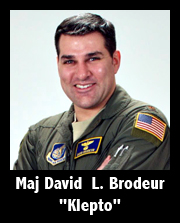 Maj David Brodeur