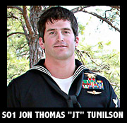 JT TUMILSON