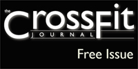 Crossfit Journal Sample