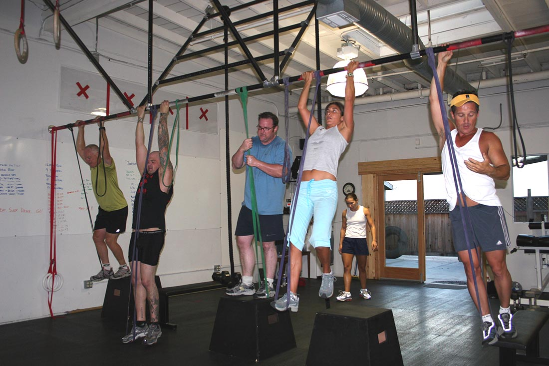 Crossfit forging elite fitness saturday