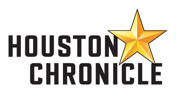 The Houston Chronicle logo.