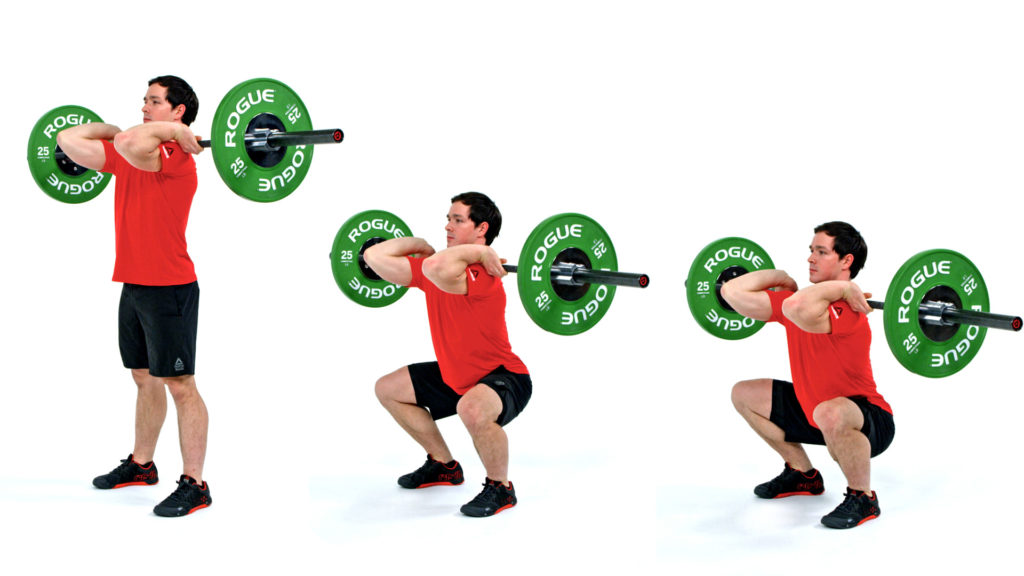 The Front Squat, Hobart