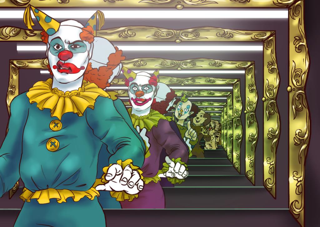 ClownMirror