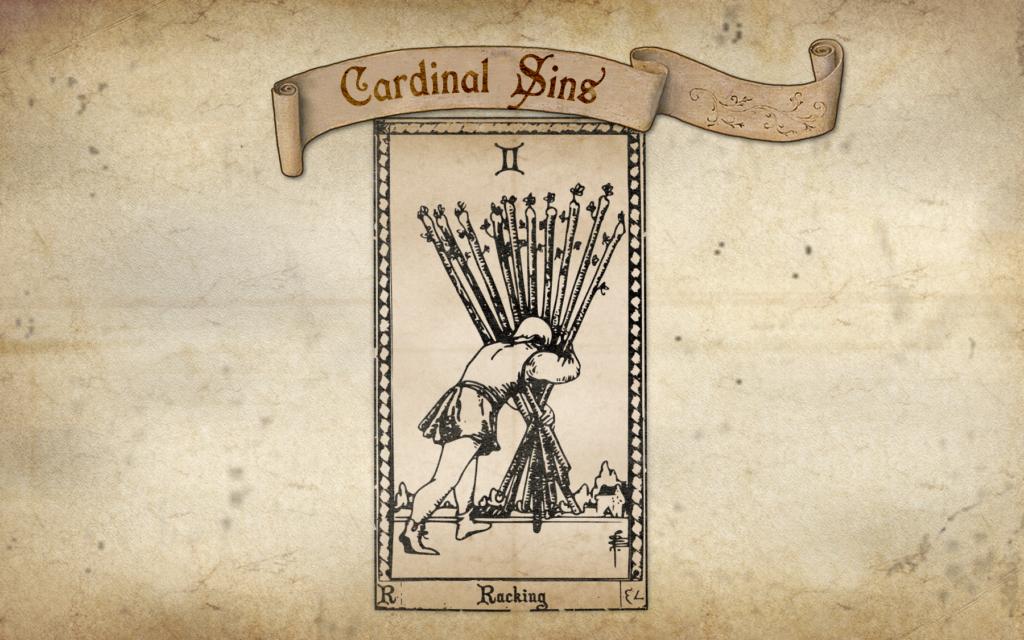 Cardinal 2 racking
