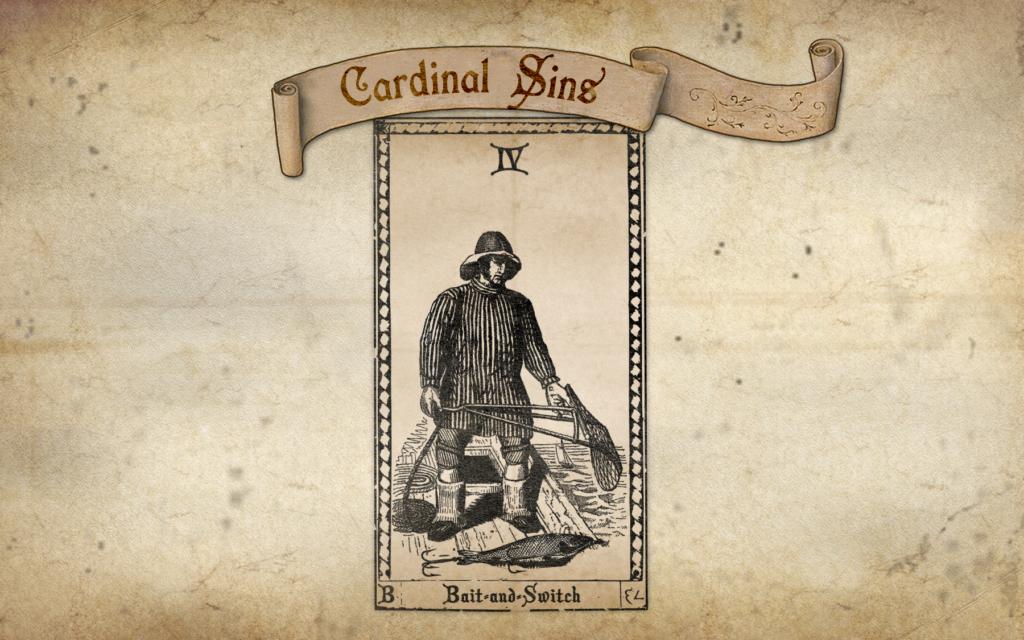 Cardinal Bait