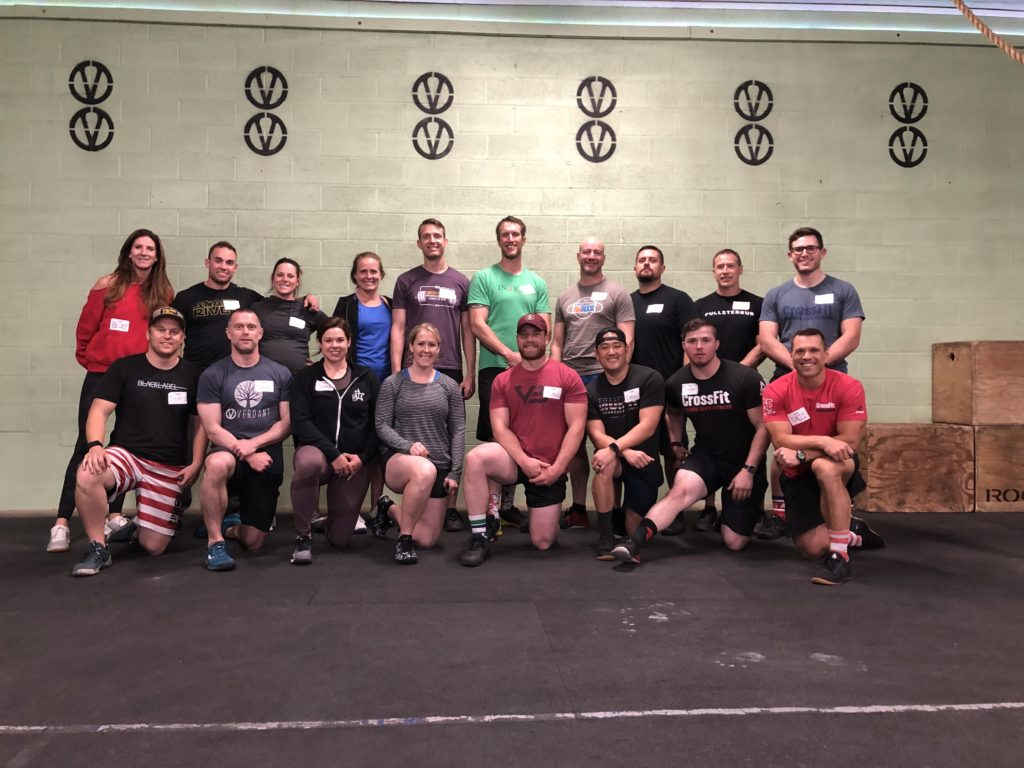 Verdant CrossFit, Boise, ID