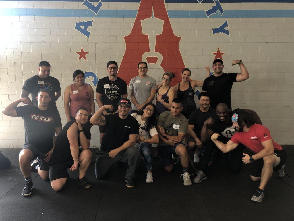 Alamo City CrossFit, San Antonio, TX