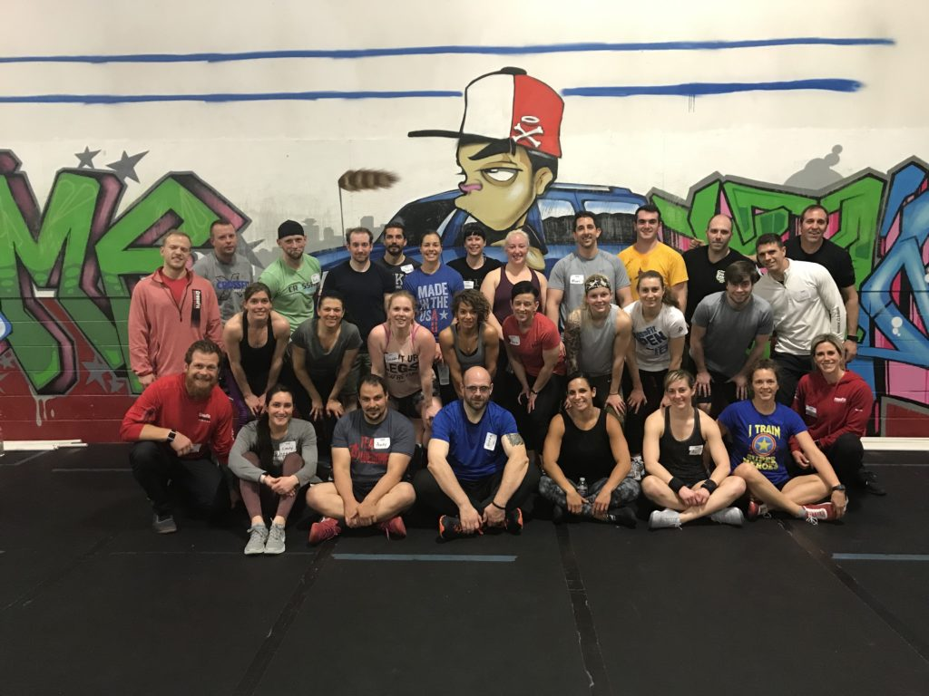 CrossFit Taproot, Rochester, NY