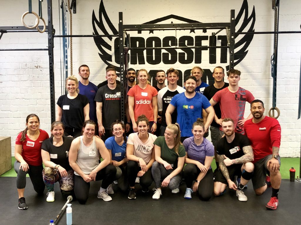 CrossFit Am Dom Suelz, Cologne, Germany