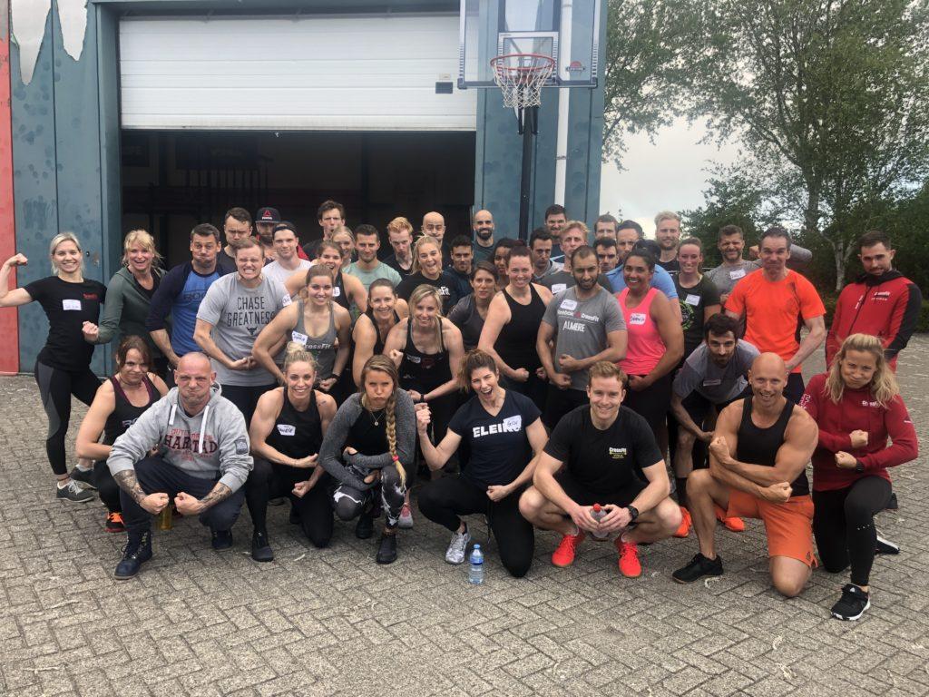 Reebok CrossFit Almere, Almere, Netherlands