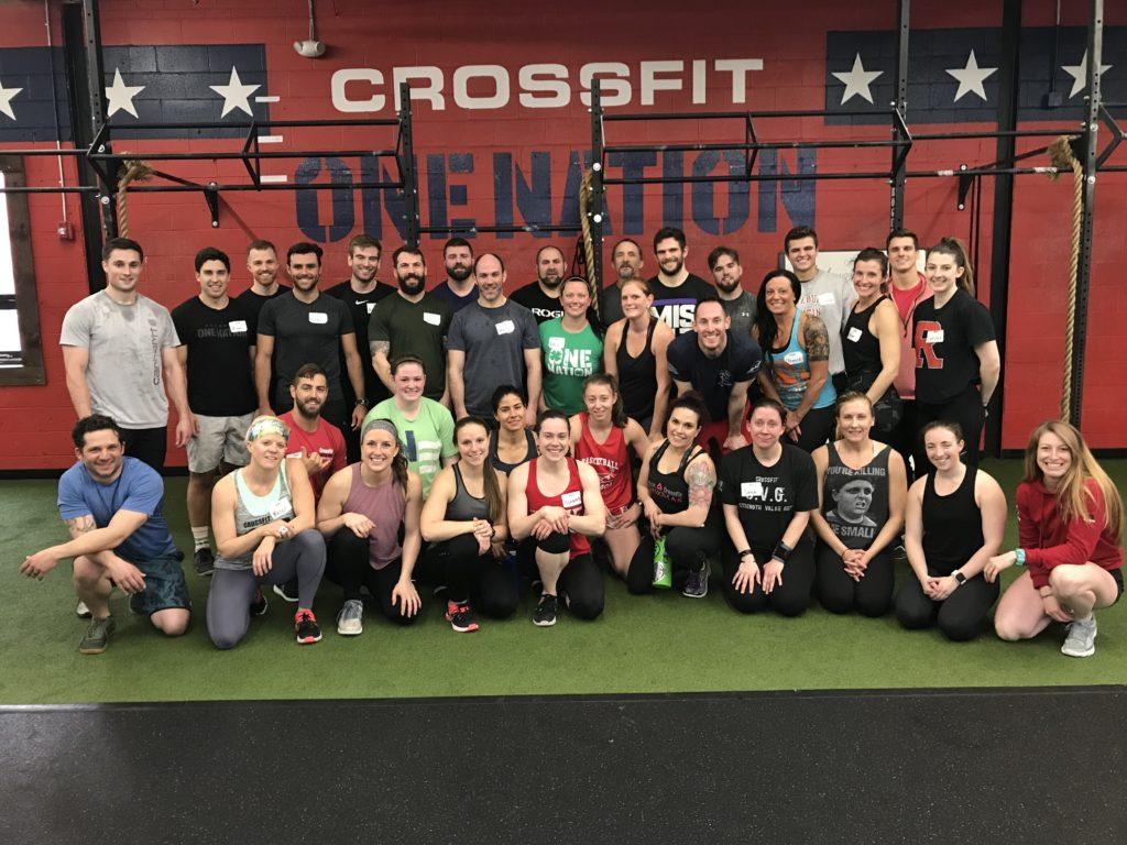 CrossFit ONE Nation Waltham, Waltham, MA