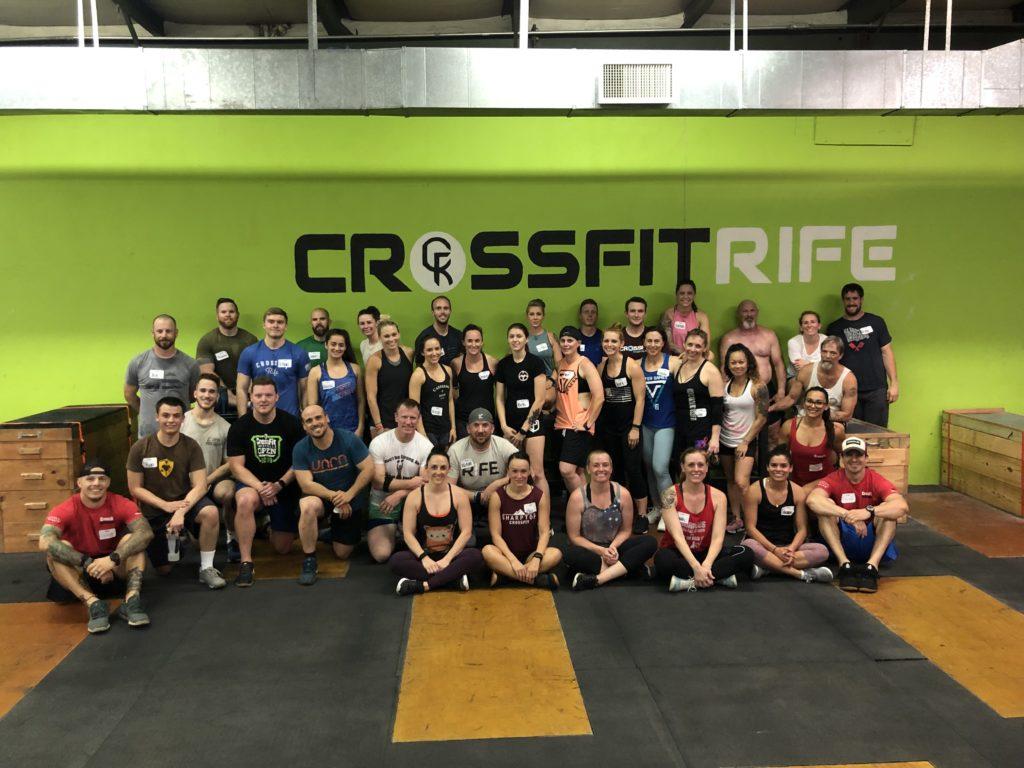 CrossFit Rife, Virginia Beach, VA