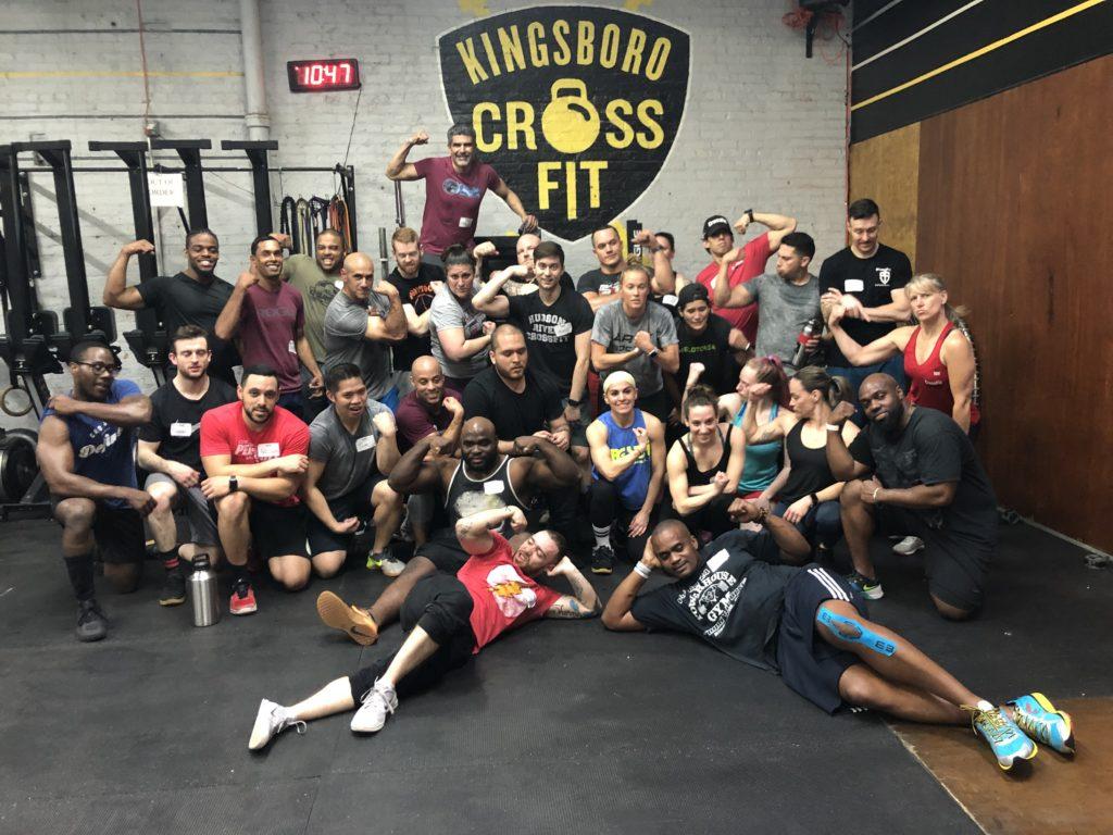 CrossFit Kingsboro, Brooklyn, NY