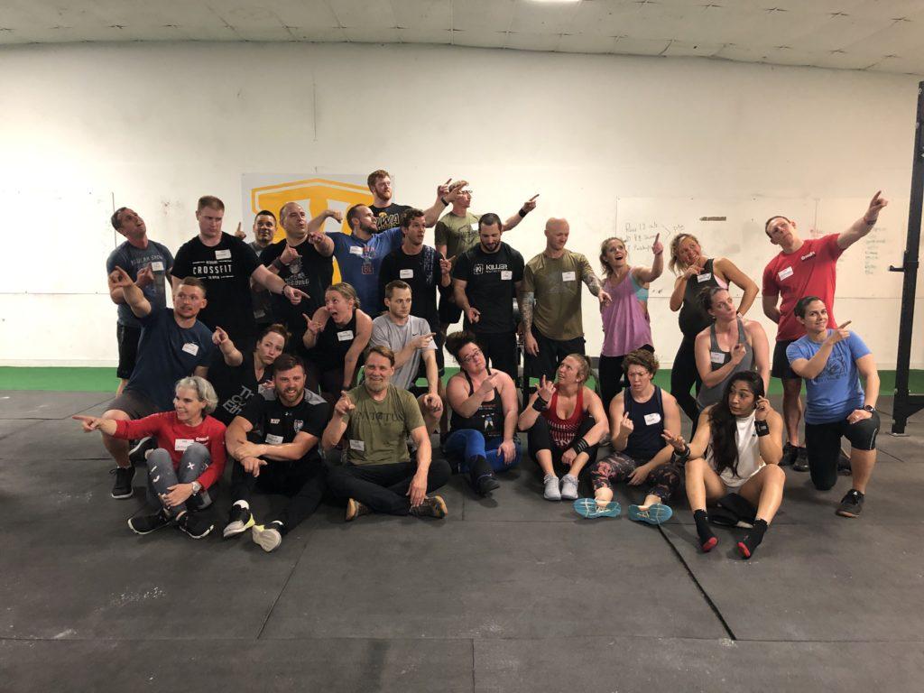 CrossFit Vise, Council Bluffs, IA