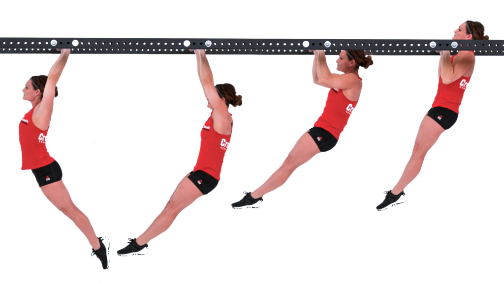 kipping pull-up