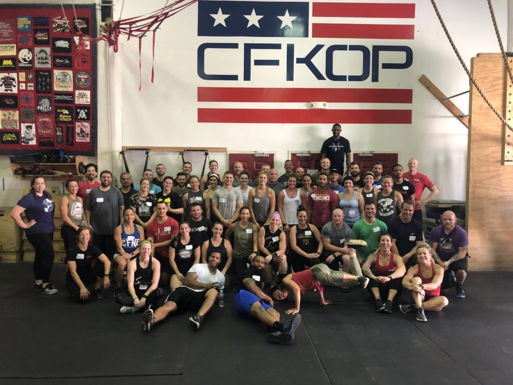 CrossFit King of Prussia, Bridgeport, PA