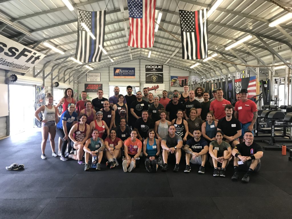 CrossFit Born Ready, Helotes, TX