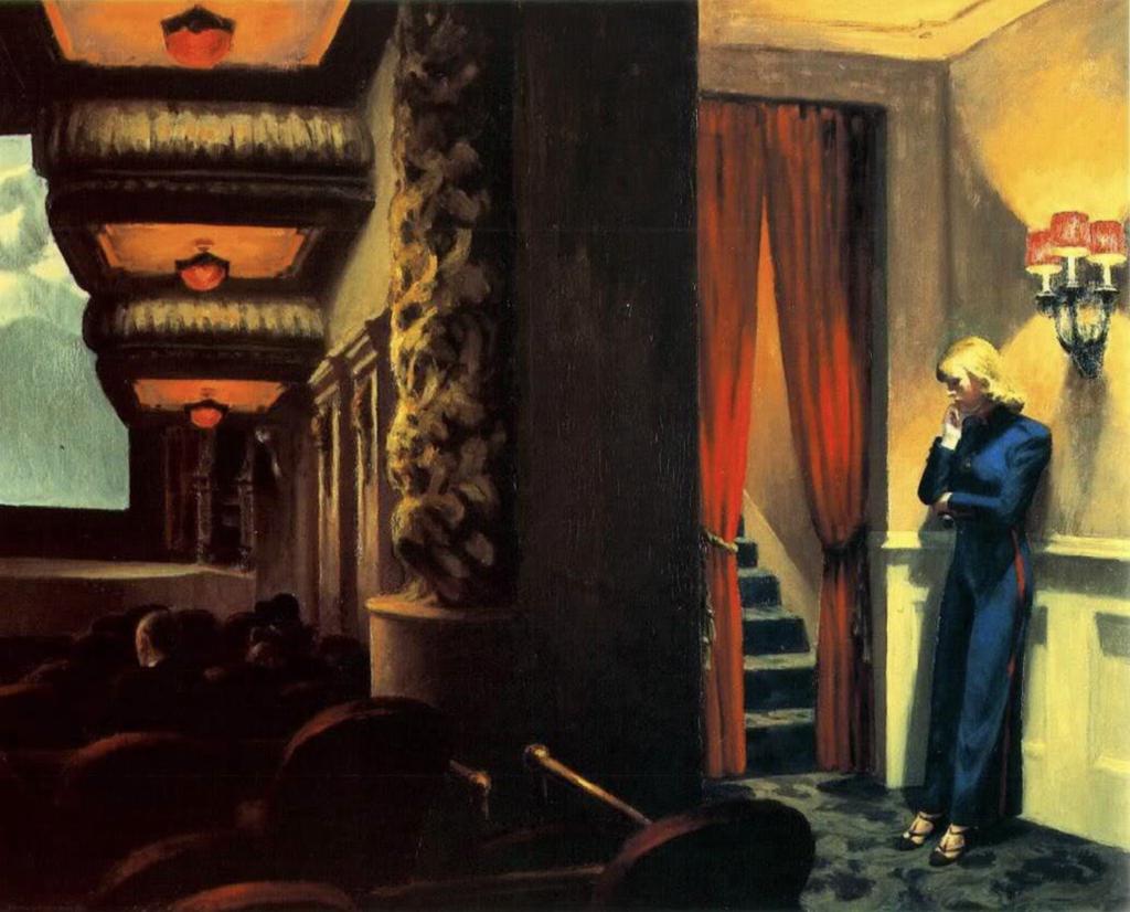 Hopper New York Movie