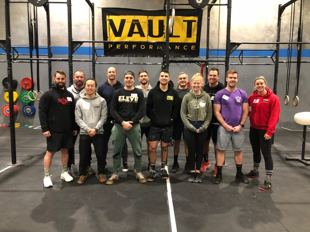 CrossFit VLT Airport West, Melbourne, Australia
