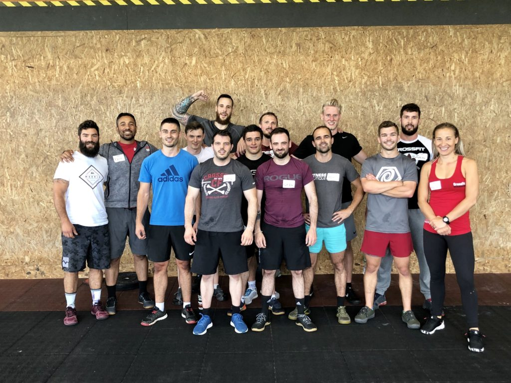 CrossFit Toulouse, Beauzelle, France