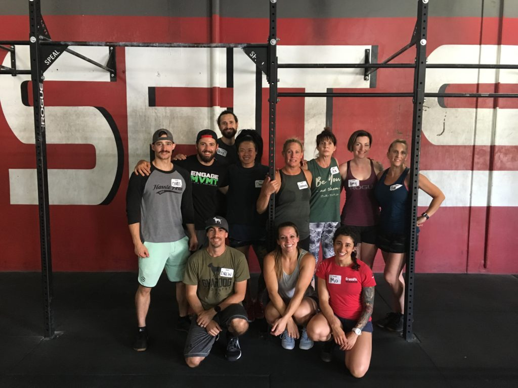 CrossFit SAC, Sacramento, CA