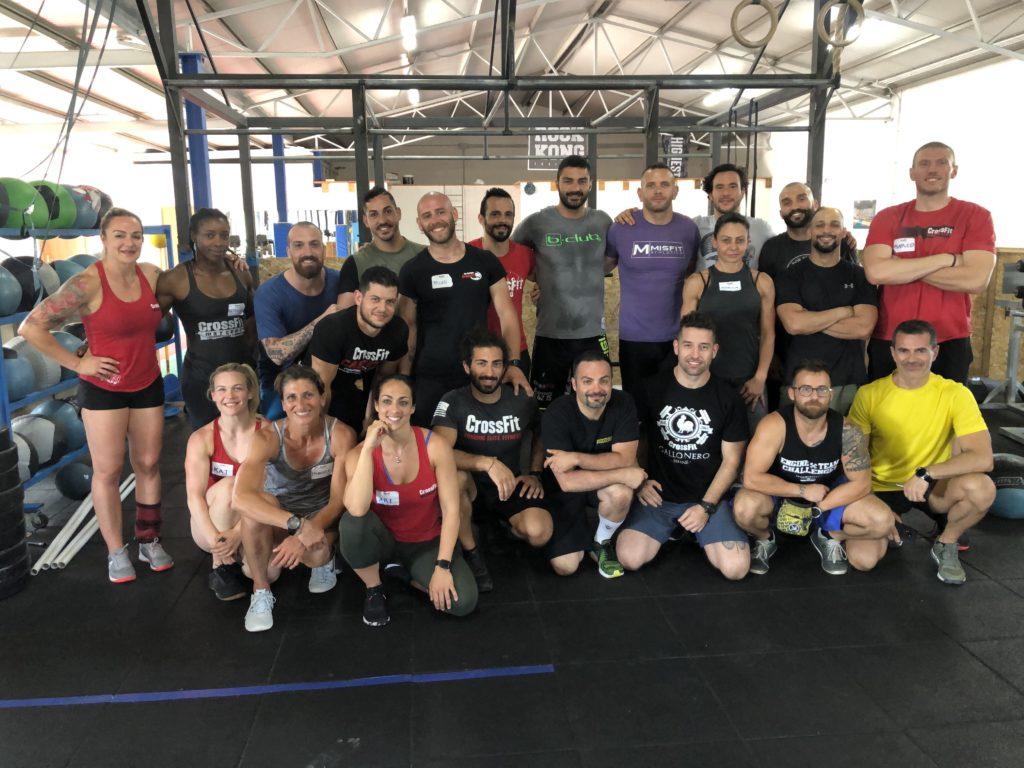CrossFit 06, Roma, Italy