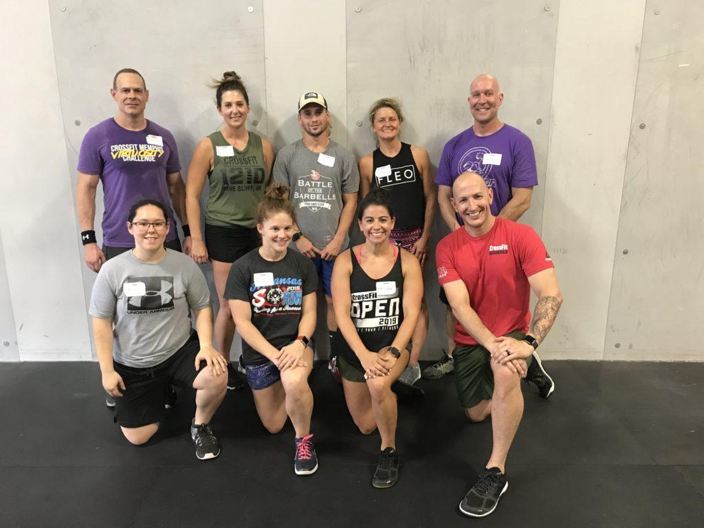 CrossFit Memphis, Cordova, TN