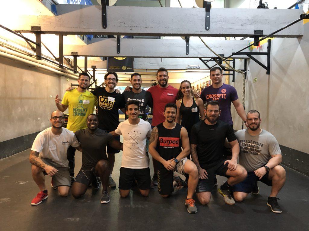 CrossFit Waya, Brasilia, Brazil