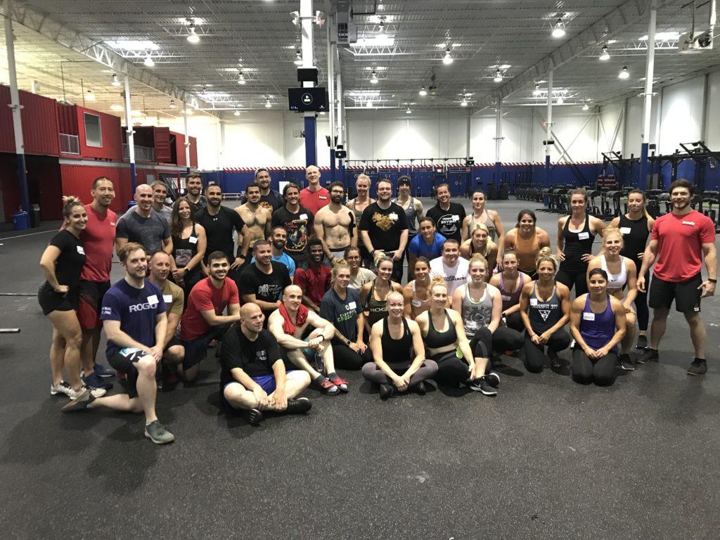 CrossFit Klew, Somerset, NJ