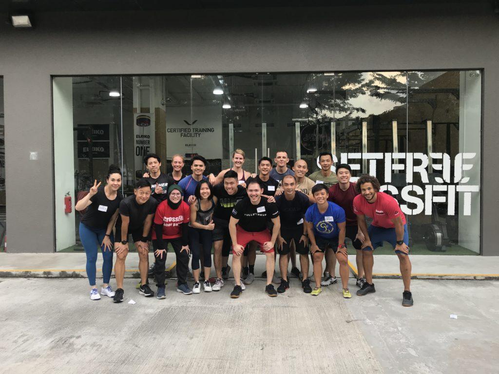 Set Free CrossFit, Singapore