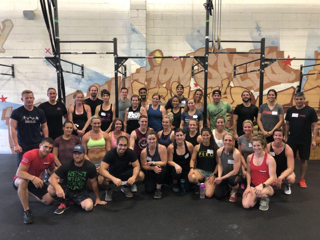 CrossFit Col, Burlington, ON
