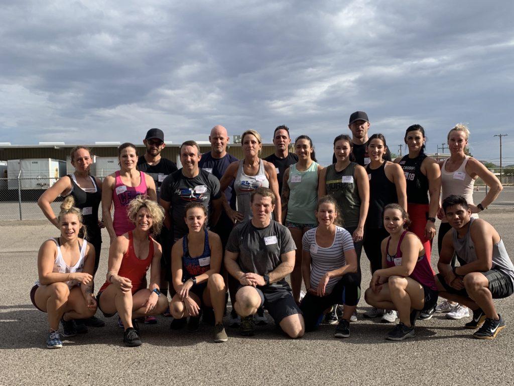 CrossFit Now, Tucson, AZ