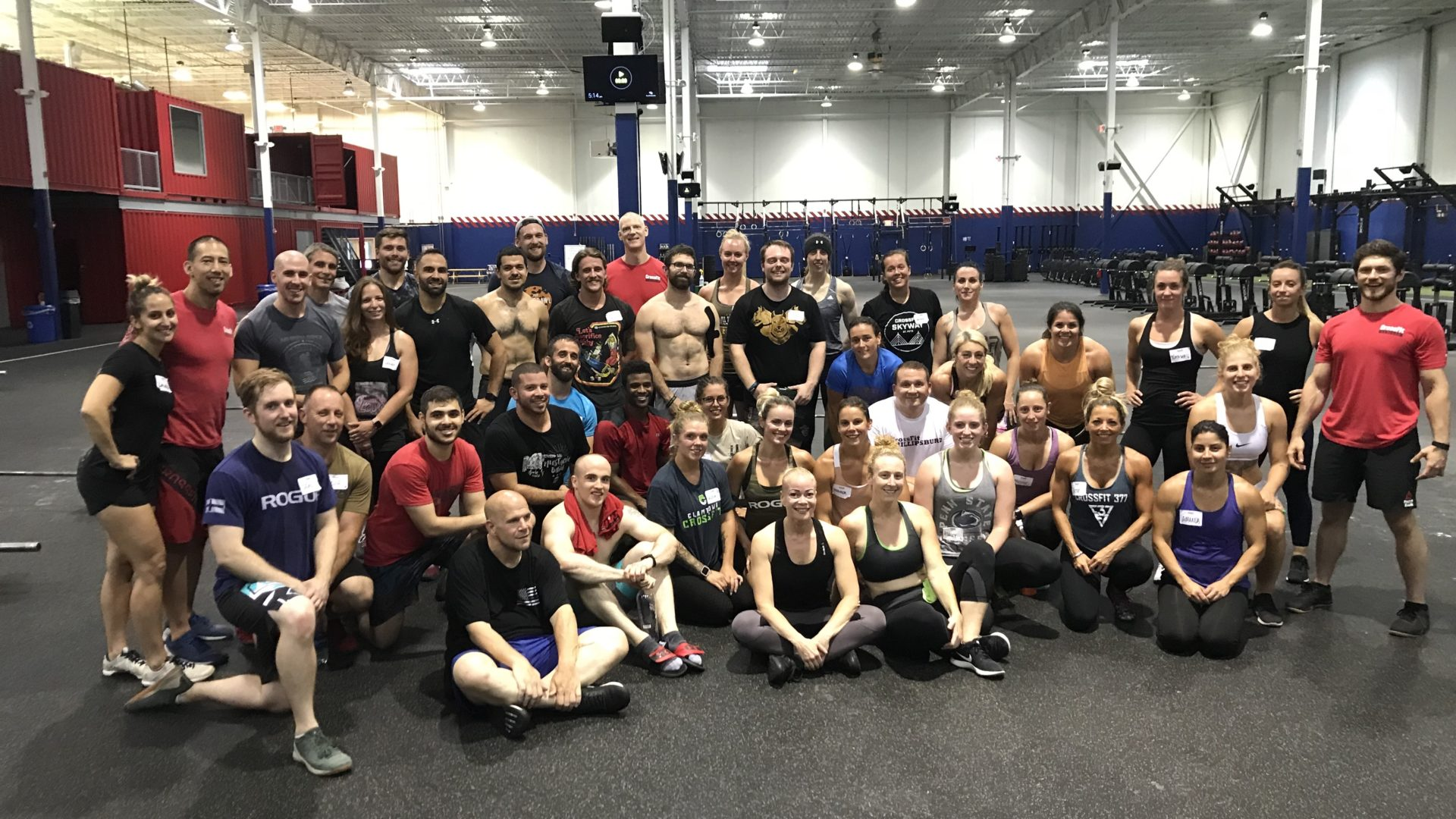 Crossfit college hill nc