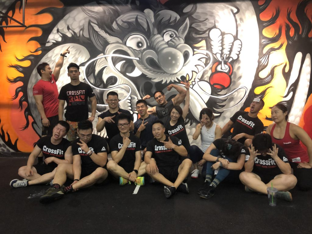 CrossFit Qiantang, Zhejiang, China