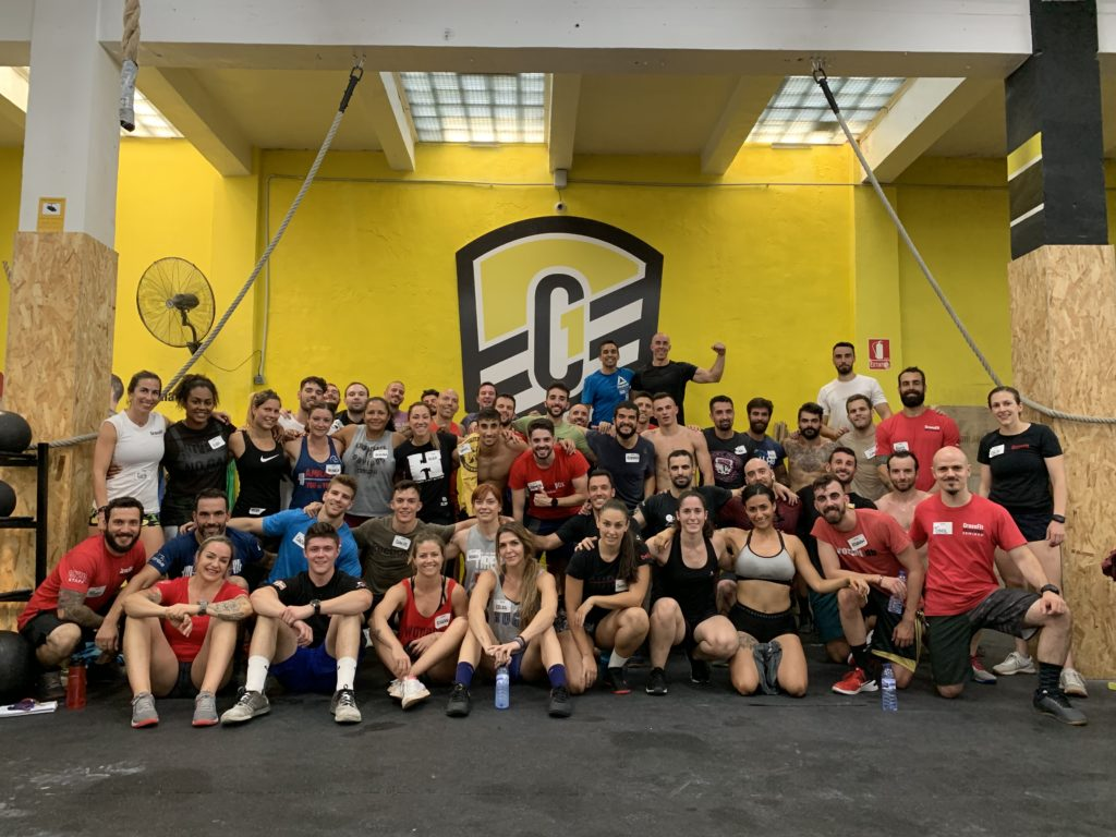 C1 CrossFit, Madrid, Spain