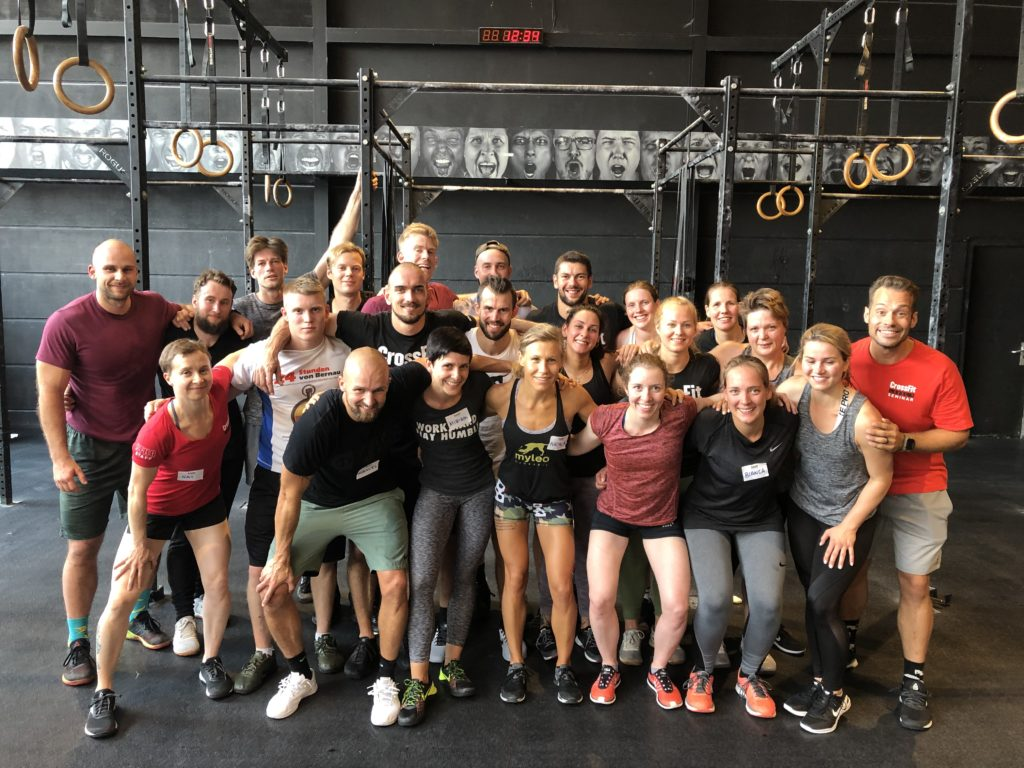 Myleo CrossFit, Berlin, Germany
