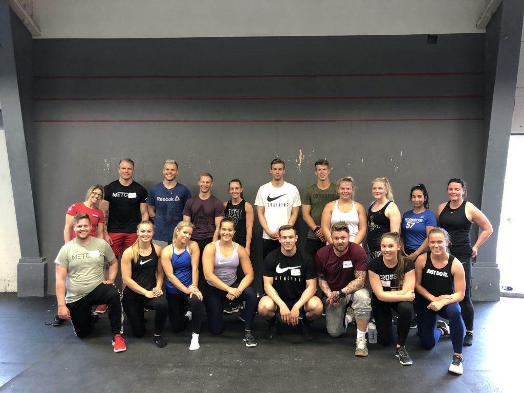 CrossFit Sport, Kopavogur, Iceland