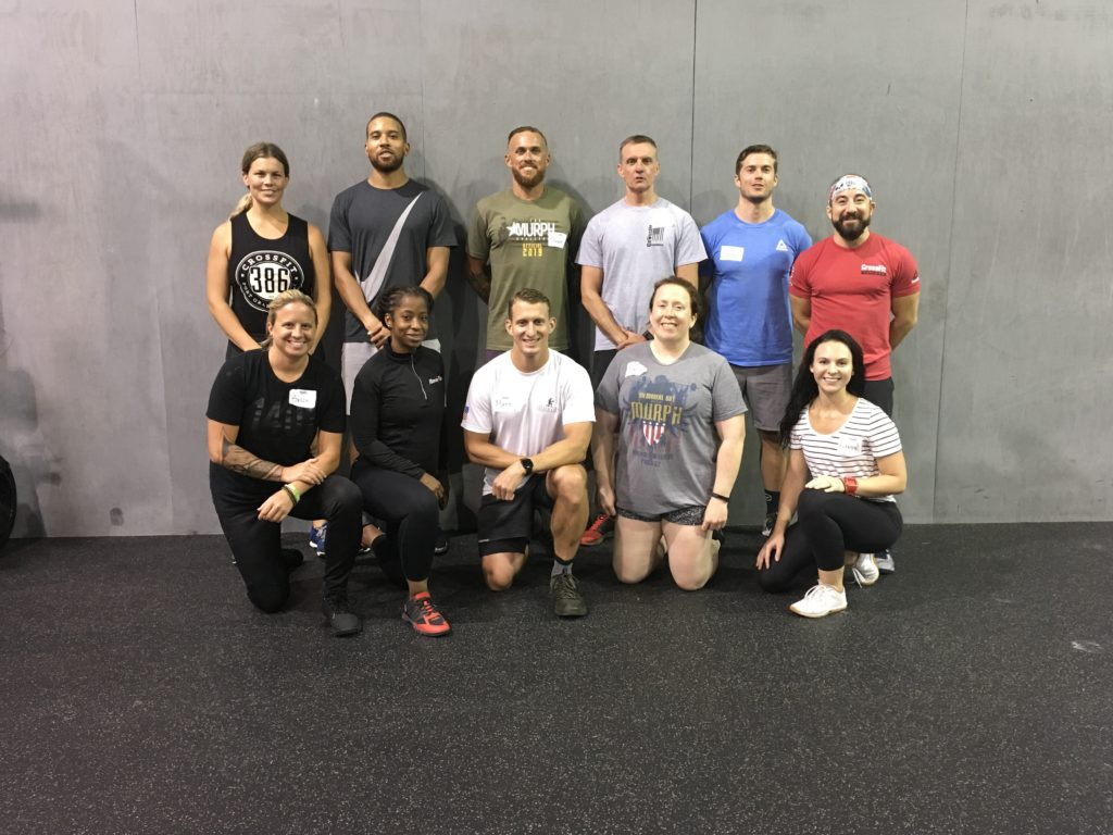 CrossFit SS (South Side), Jacksonville, FL