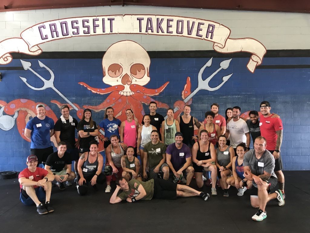 CrossFit Takeover, Virginia Beach, VA