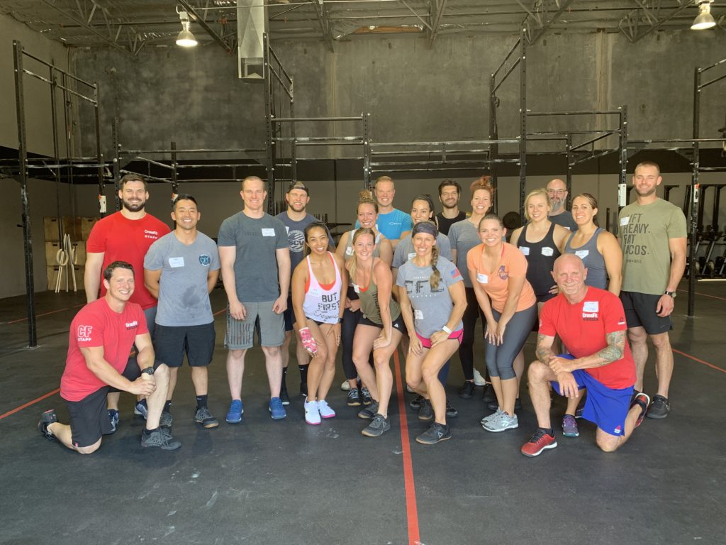 CrossFit Mountain's Edge, Las Vegas, NV