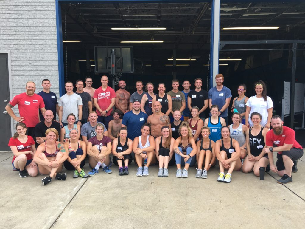 CrossFit Invoke, Raleigh, NC
