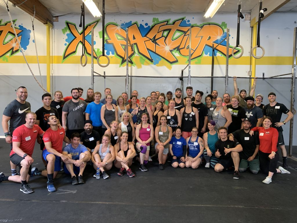 CrossFit X-Factor, Portland, OR