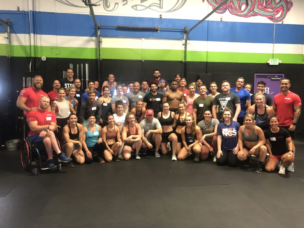 CrossFit Eminence, Thornton, CO