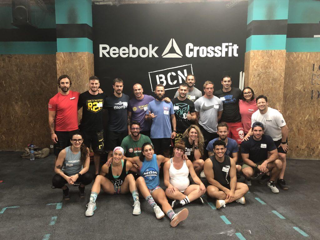 Reebok CrossFit BCN, Barcelona, Spain
