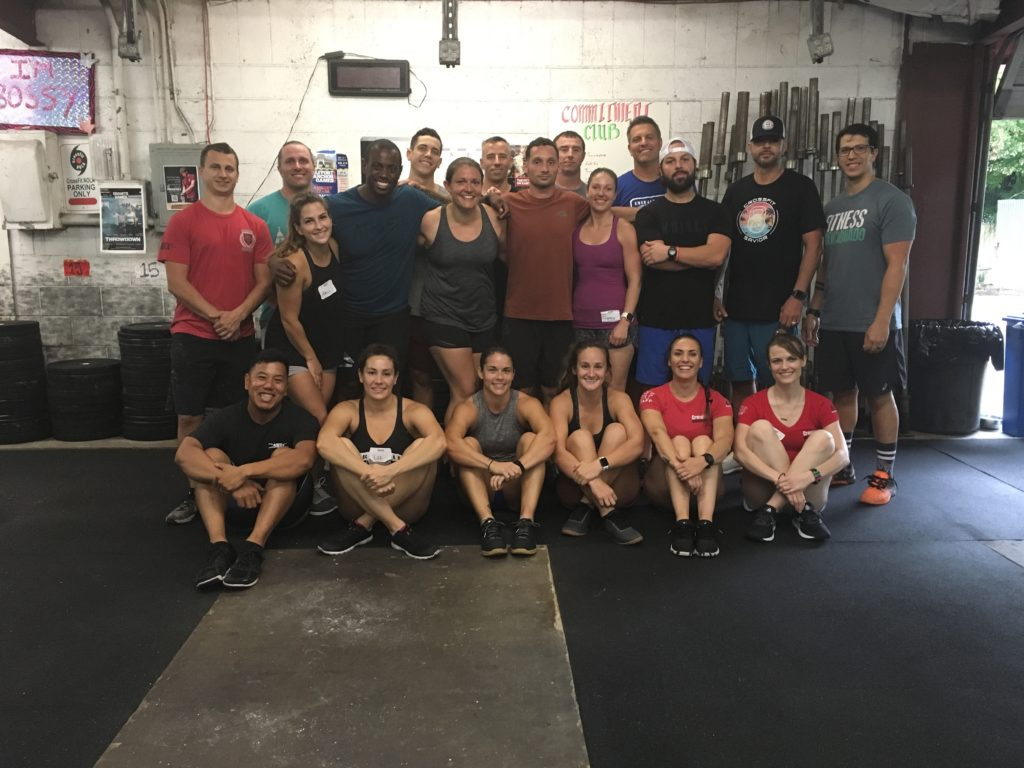 CrossFit NOLA, New Orleans, LA