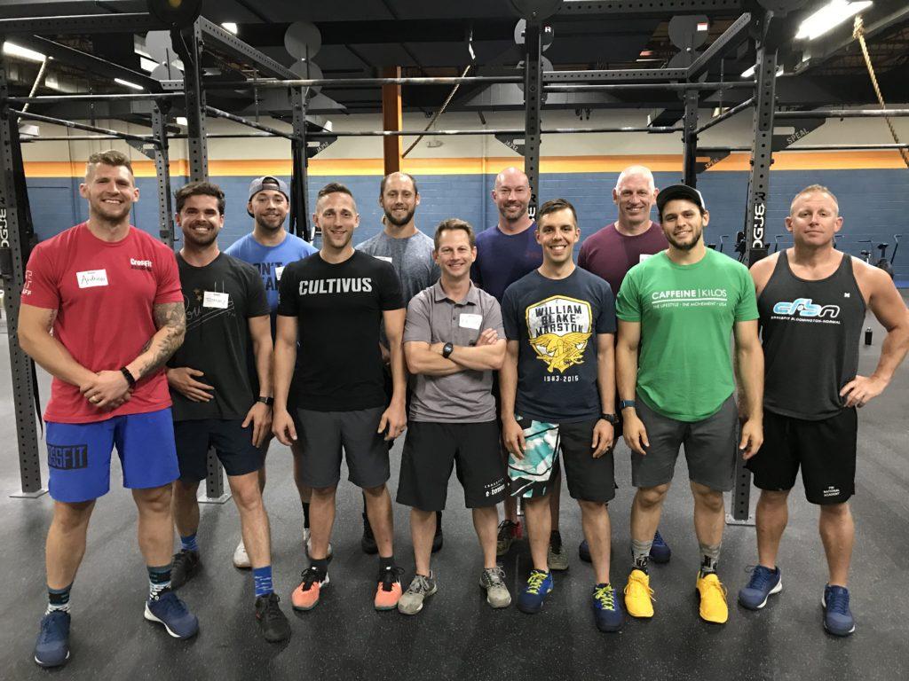 CrossFit RPE, Northbrook, IL