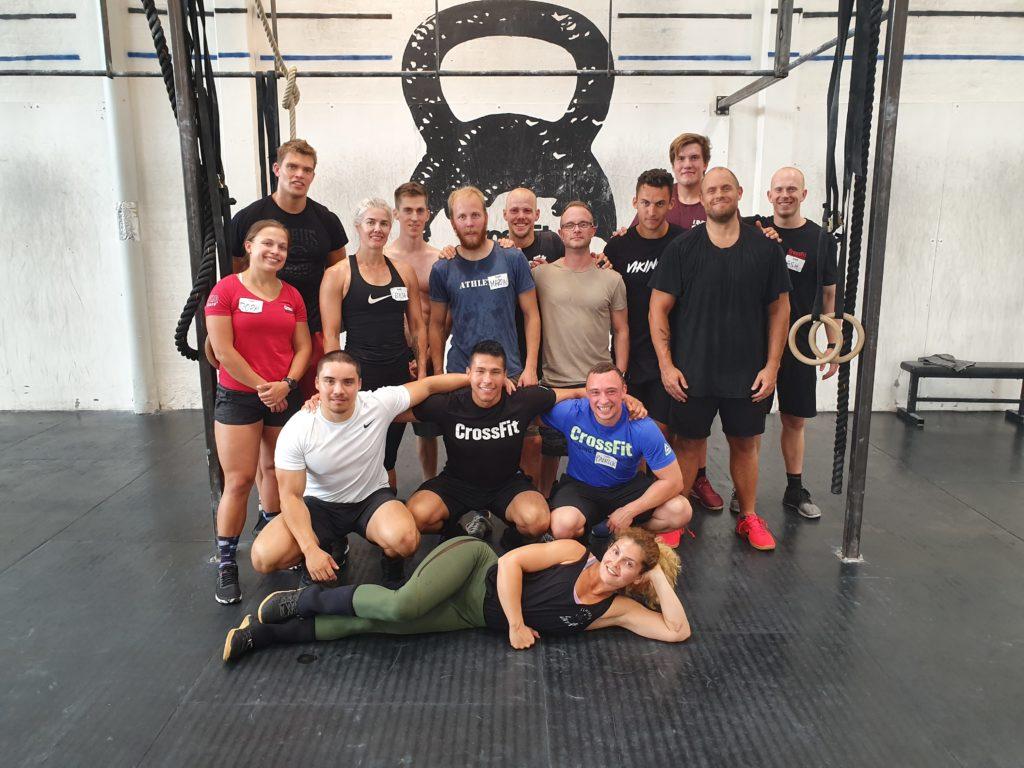 CrossFit Copenhagen, Aarhus, Denmark