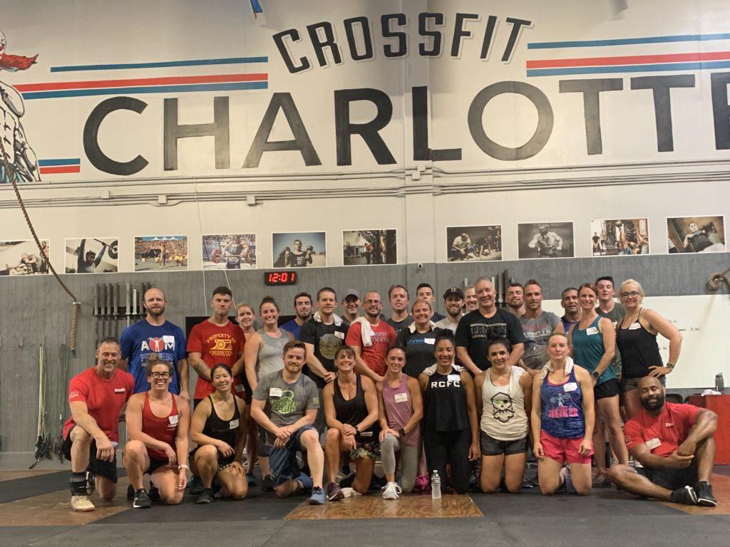 CrossFit Charlotte, Charlotte, NC