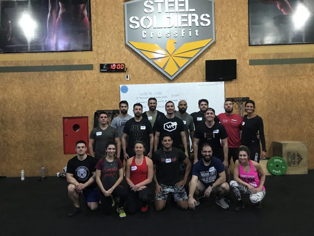 Steel Soldiers CrossFit, Florianopolis, Brazil