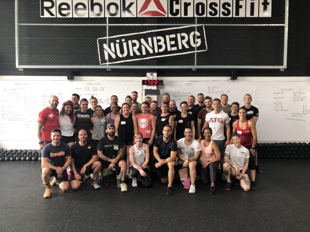 Reebok CrossFit Nuernberg, Nuernberg, Germany
